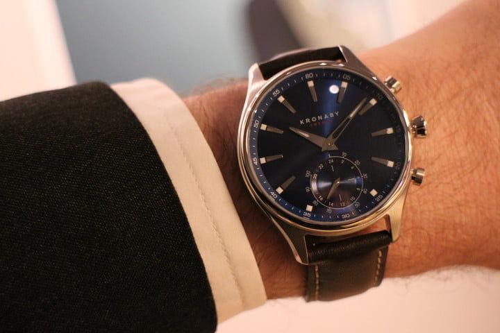 Designer Hybrid Smartwatches