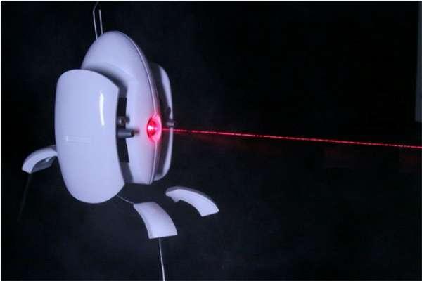 Gamer Laser Turrets