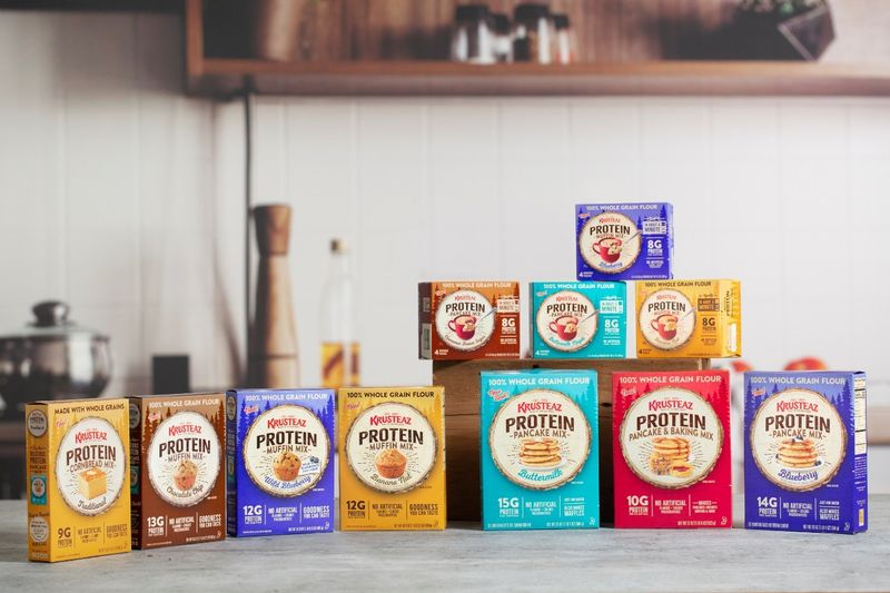 Protein-Packed Baking Mixes