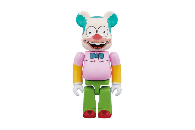 Cartoon Clown Figurines