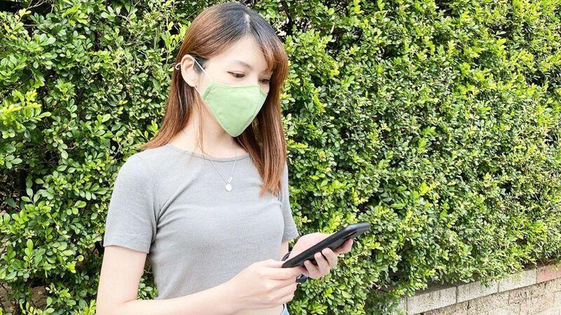Antiviral Material Face Masks