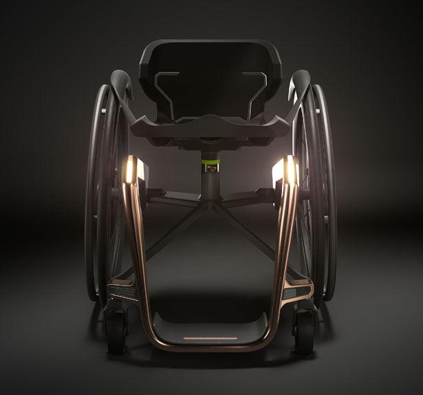 Lightweight Maneuverability Wheelchairs