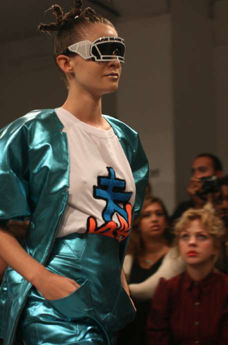 Electroclash Fashion