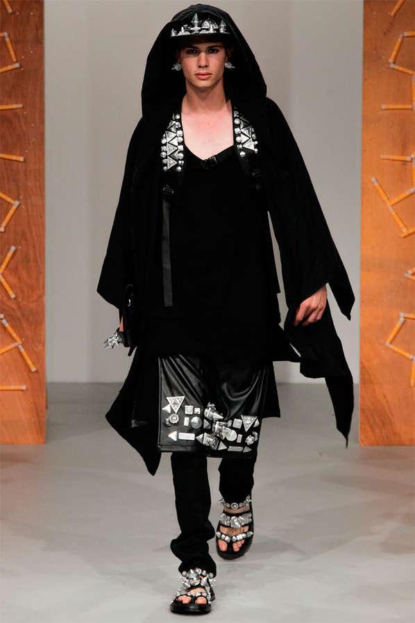 Desert Gladiator Couture