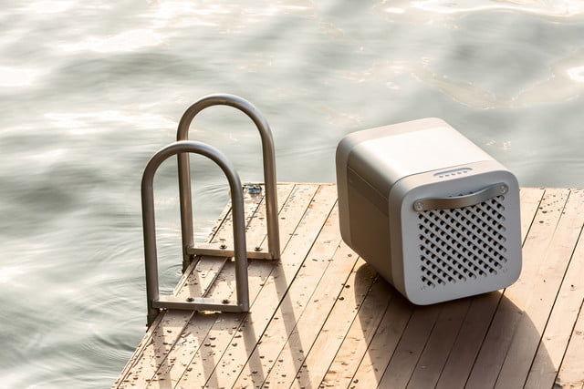 Demure Drink Cooler Speakers