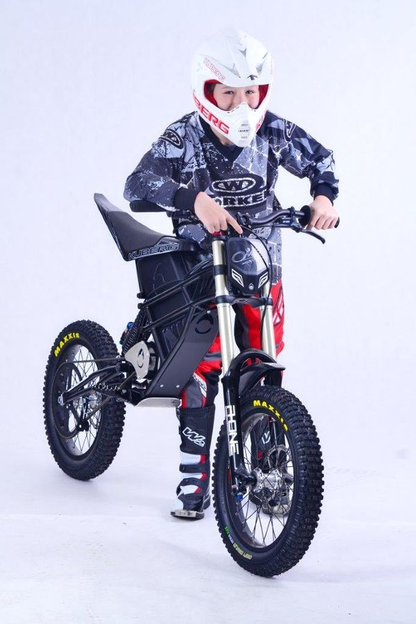 Versatile Electric Motorbikes