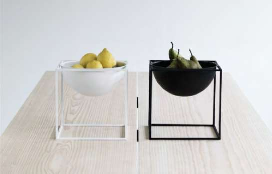 Cube Frame Containers