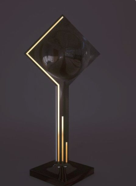 Ultra-Luxurious Lamps