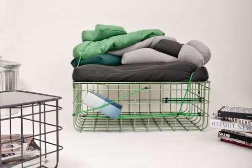Versatile Wire Furniture