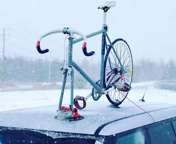 Next-Generation Vehicular Bike Racks
