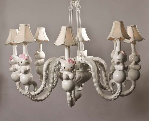 Cutely Tentacled Lighting