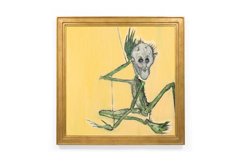 Grunge Legend Art Displays