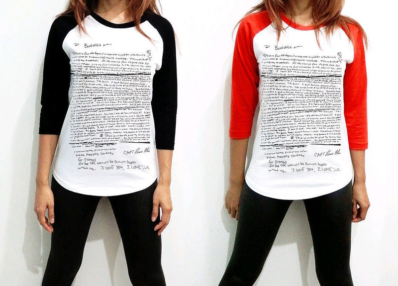 Controversial Self-Slaughter Tees