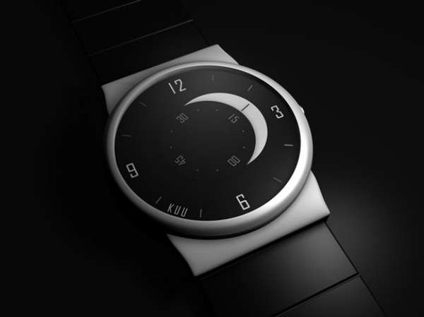 Crescent Moon Timepieces