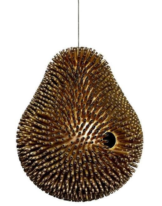 Brass Bullet Birdhouses
