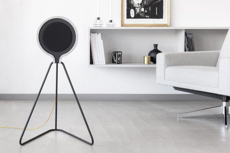 Swiss Horn Speakers