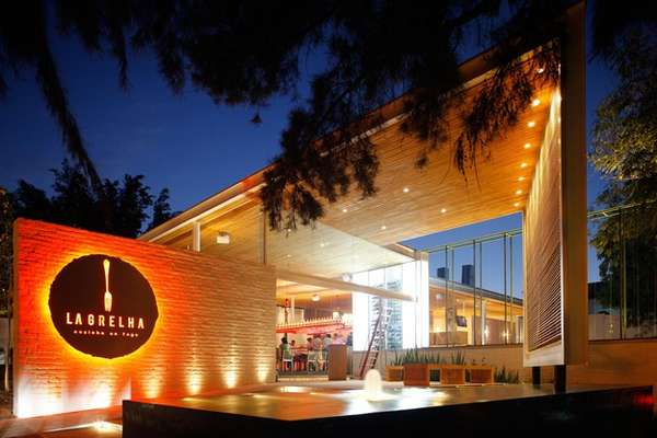 Exquisite Terrace Eateries