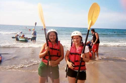 La Jolla Sea Caves Kayak Tour: Trend Hunter Fun Day