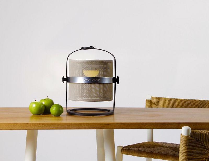 Eco-Friendly Indoor Lamps