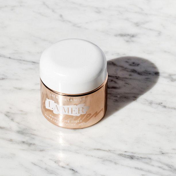 Celebratory Golden Skincare Packaging