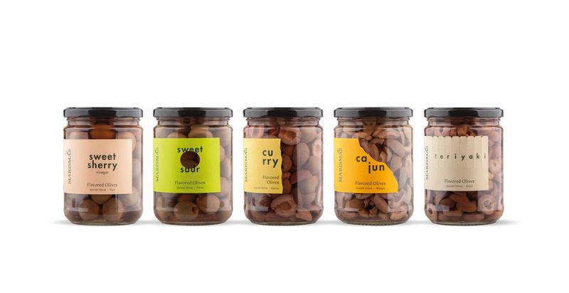 Audacious Olive Jar Branding