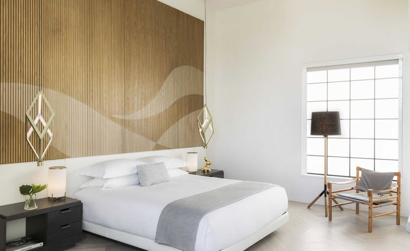 Luxe Grey-Toned Hotels