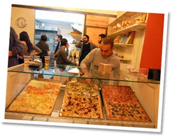 Bookworm Pizza Shops
