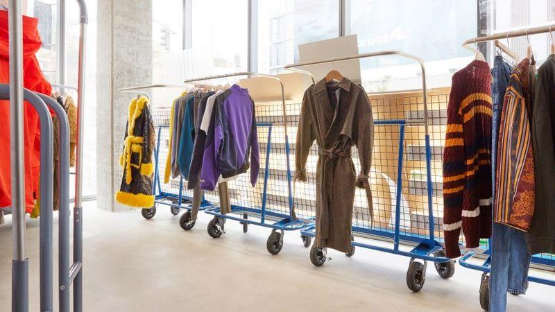 Fashion LA Pop-Up Spaces