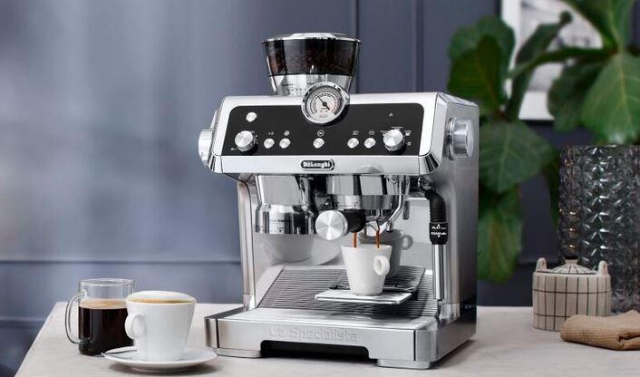 Precision Sensor Espresso Makers