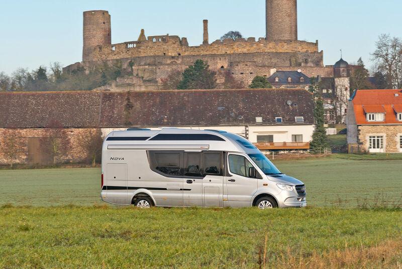 Efficiently Spacious Camper Vans