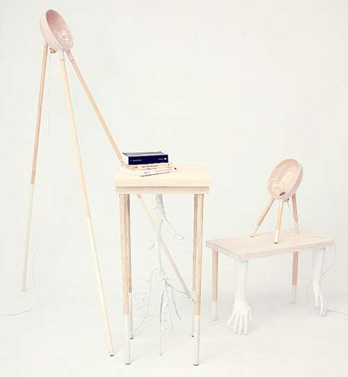 Improvisation-Inspired Furniture