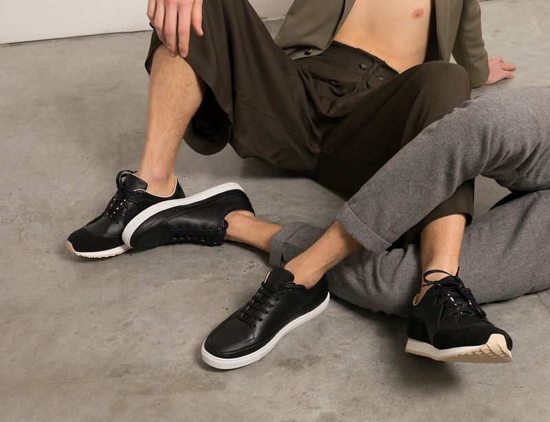 Chemical-Free Unisex Footwear