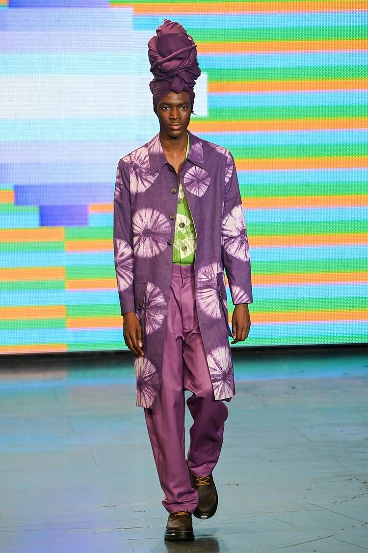 West African-Themed Spring Fashion