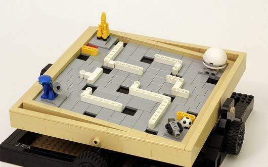 Marble Tilting Games Labyrinth Marble Maze