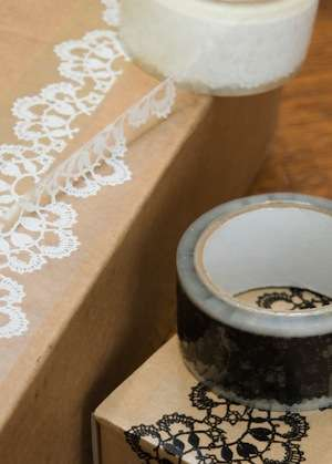 Frilly Trim Adhesives