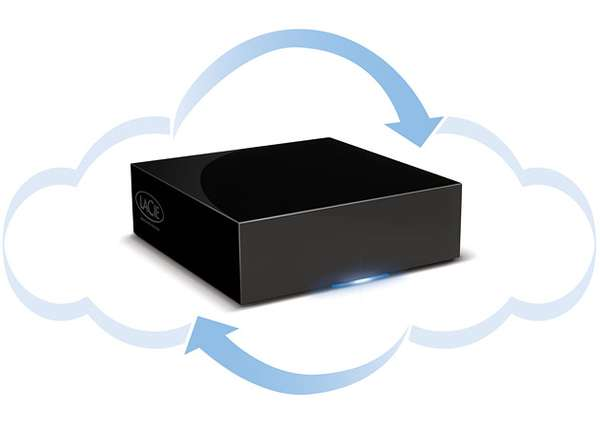 Secure Black Box Backups