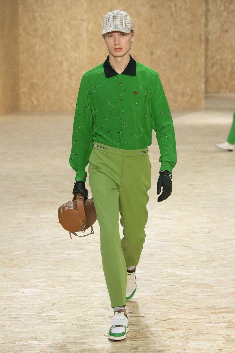 Luxe 70s-Inspired Sportswear