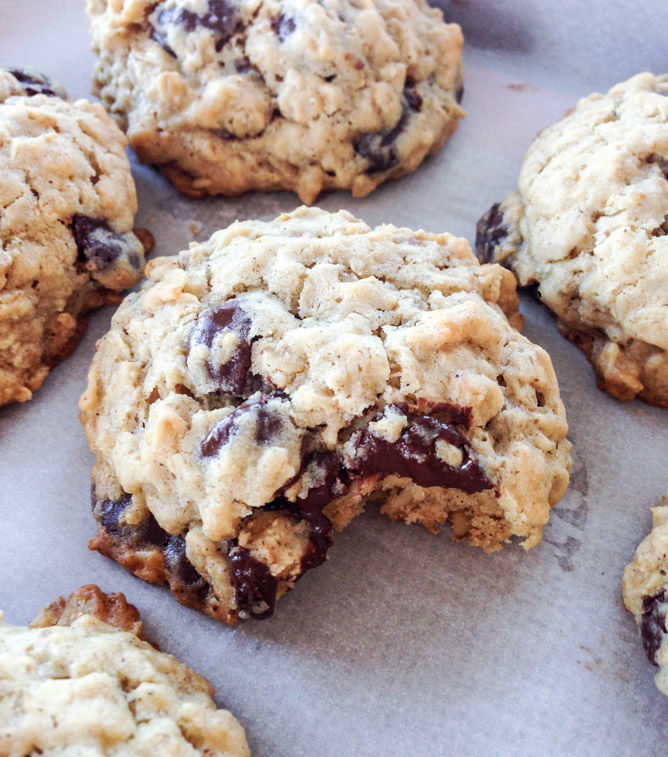 Chocolate Lactation Cookies