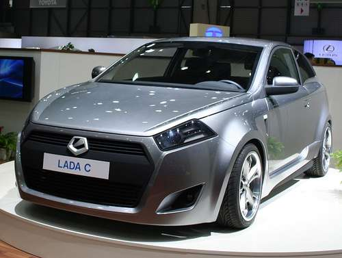 Lada Brings Cool New Design to the Geneva Motor Show