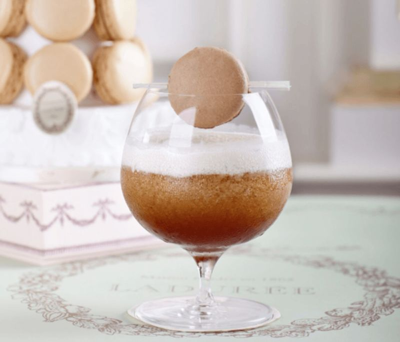 Macaron-Inspired Cocktails