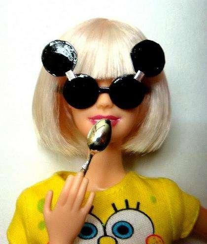 Gaga-Fied Dolls