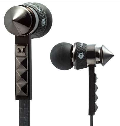 Studded Earbuds