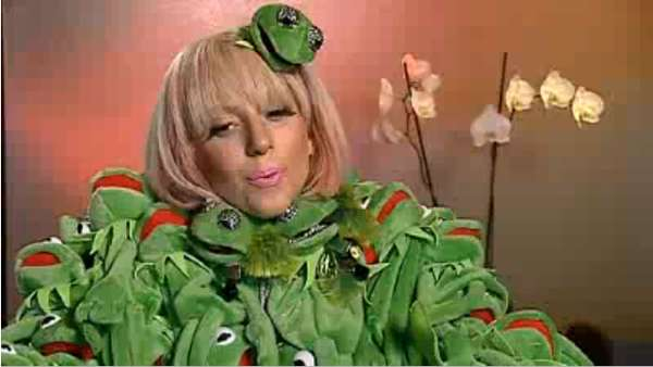 Kermit the Frog Couture