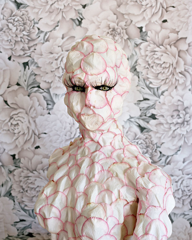 Surreal Feminine Portraits