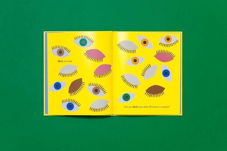Design-Centric Illustrated Books