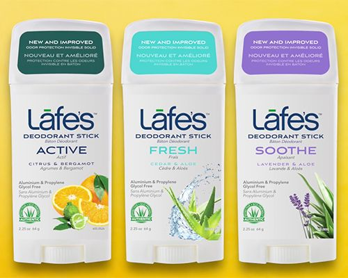 Natural Care Product Launches