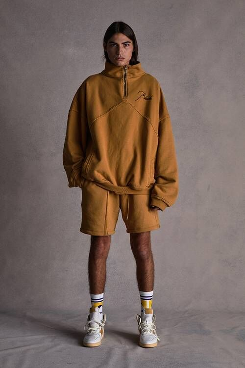 Basketball Team-Inspired Streetwear