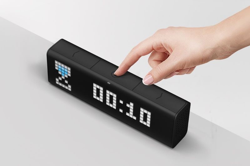 App-Enabled Smart Clocks