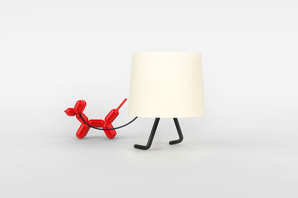 Playfully Personified Lamps