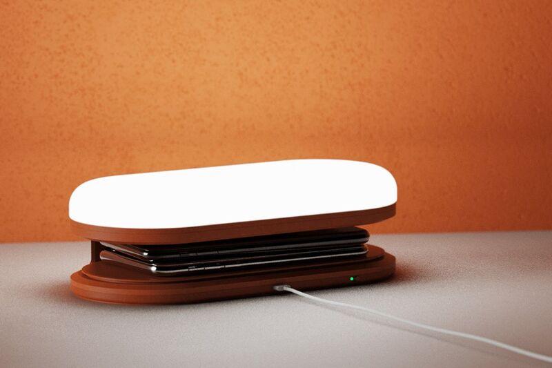 Technology-Charging Ambient Illuminators